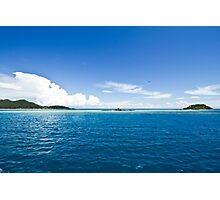 Mamanuca Islands, Fiji Photographic Print