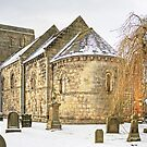 Dalmeny Parish Church by Tom Gomez