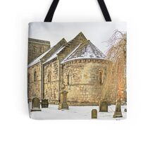 Dalmeny Parish Church Tote Bag