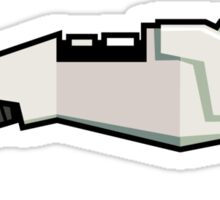 Ray Gun #5 Sticker