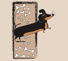 I love my Sausage Dog by Diana-Lee Saville