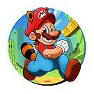 Super Mario by FuShark
