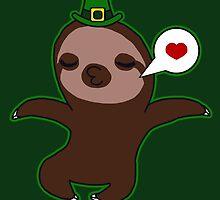 Kiss Me! I'm Irish by zerojigoku