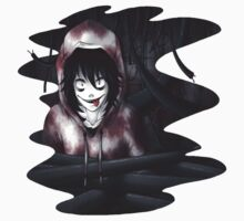Jeff The Killer - Inner Shadows! by untamedgaming