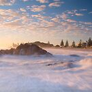 Mount Maunganui Panoramic by Paul Mercer