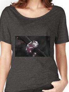 Pink Cherry Blossoms Women's Relaxed Fit T-Shirt