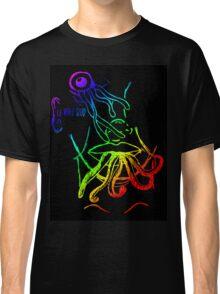 Tentacles (Black Background) Classic T-Shirt