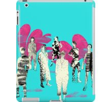 donne ribelle iPad Case/Skin