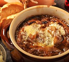 French Onion Soup by John Hooton