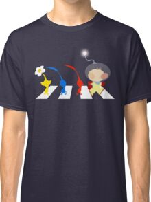 Pikmin Abbey Road Classic T-Shirt
