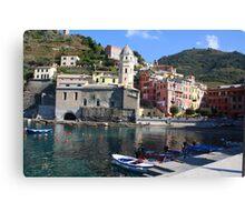 Vernazza, Cinque Terre Canvas Print