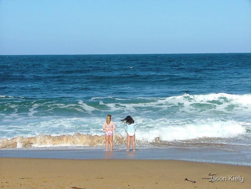 Kids in the Surf by Jason Kiely
