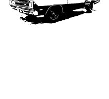 Dodge Coronet Super Bee 440 Six Pack Coupe 1969 by garts