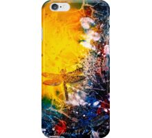 Ocean Light...The Dragonfly iPhone Case/Skin