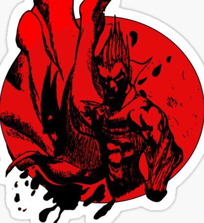 Demitri the Vampire Sticker