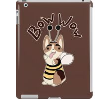 Bow Wow Gus Beesuit iPad Case/Skin