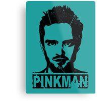 Breaking Bad - Jesse Pinkman Shirt 2 Metal Print