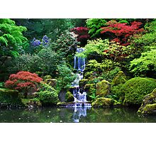 A Japanese Way of Life Photographic Print