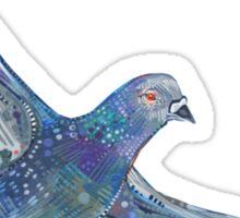Rock pigeon Sticker