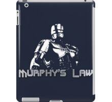 Murphy's Law iPad Case/Skin