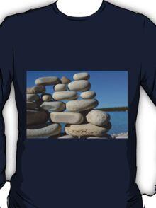 Cairn #4 - closeup T-Shirt