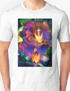 4408 Psychedelic Orchids  Unisex T-Shirt