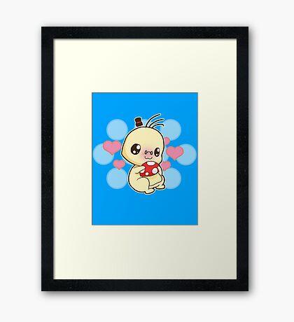MoFo Framed Print