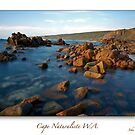 Cape Naturaliste, Western Australia. by thorpey