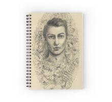Ben Wisehart early sketch Spiral Notebook