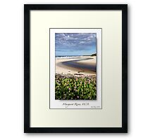 Margaret River, Western Australia Framed Print