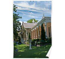 Corio Villa prefab 1855 Heritage Council Victoria Geelong 20100105 3551 Poster