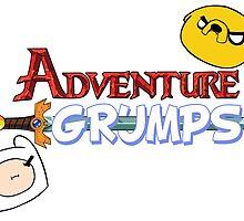 Adventure Grumps by Chris Bryer