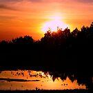Sienna Sunset by MarianBendeth