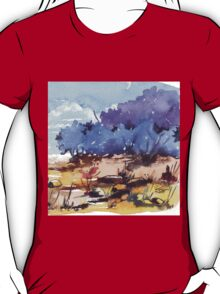 Chilly whisper in the breeze T-Shirt