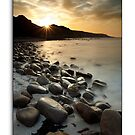 South Point, Cowaramup Bay (framed) by thorpey
