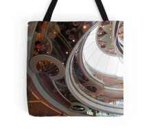 Atrium Abstract Tote Bag