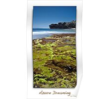 Azure Dreaming Poster