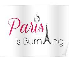 Paris Is Burning Poster