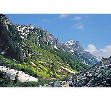 Cascade Canyon Photographic Print