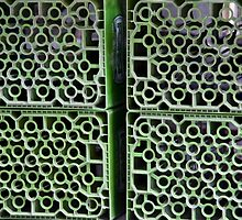 Green Crate Bottoms by phil decocco