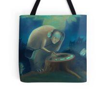 DJ Monster Tote Bag