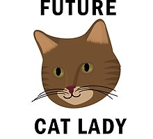 Future Cat Lady by tabtimm