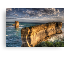 Resolution - Razorback , Great Ocean Road - The HDR Experience Canvas Print