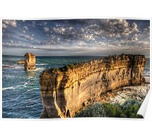 Resolution - Razorback , Great Ocean Road - The HDR Experience Poster