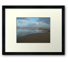 Sea View 3 Framed Print