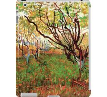 Vincent van Gogh, Orchard in Blossom iPad Case/Skin
