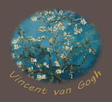Blossoming Almond Tree, Vincent van Gogh.  Kids Clothes