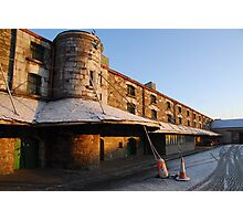 Cork Bonded Warehouses Photographic Print