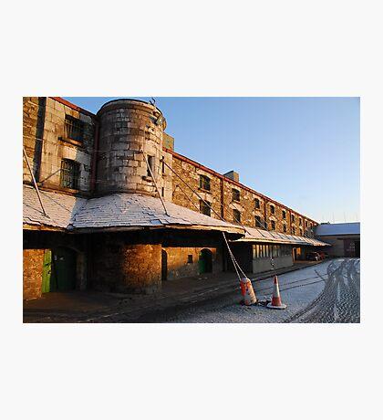Cork Bonded Warehouses Photographic Print