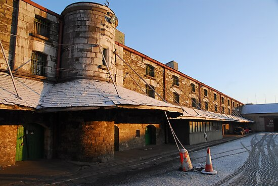 Cork Bonded Warehouses by rorycobbe